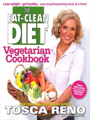 cover image of The Eat-Clean Diet® Vegetarian Cookbook