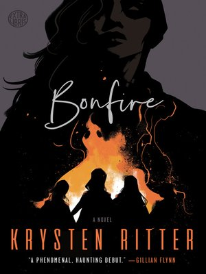 cover image of Bonfire