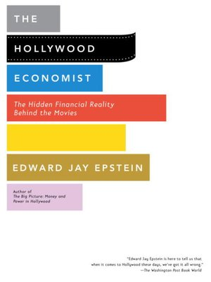cover image of The Hollywood Economist