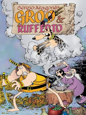 cover image of Groo and Rufferto