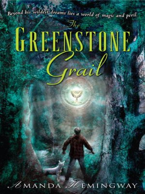 cover image of The Greenstone Grail