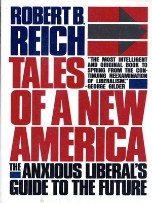 cover image of Tales of a New America