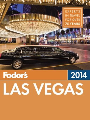 cover image of Fodor's Las Vegas 2014