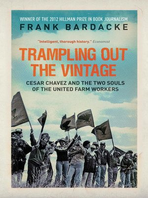 cover image of Trampling Out the Vintage