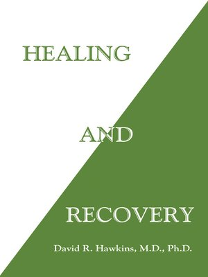healing and recovery david hawkins pdf download