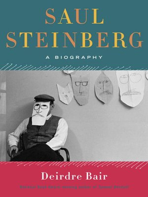 cover image of Saul Steinberg