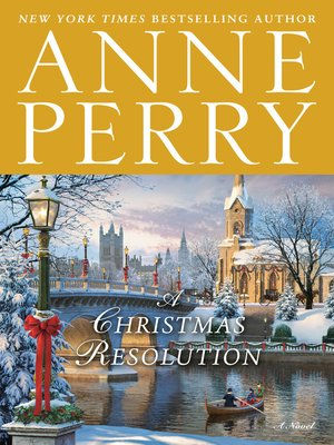 cover image of A Christmas Resolution