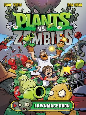 cover image of Plants vs. Zombies, Volume 1