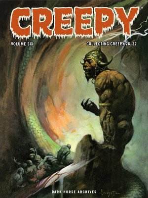 cover image of Creepy Archives, Volume 6