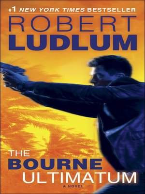 cover image of The Bourne Ultimatum