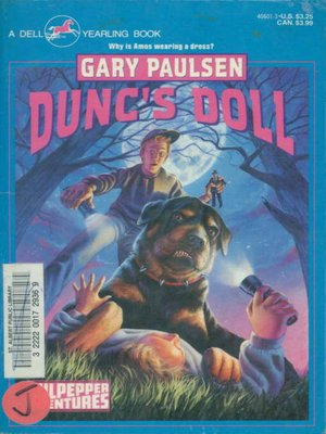 cover image of The Case of Dunc's Doll