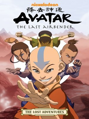 cover image of Avatar: The Last Airbender - The Lost Adventures