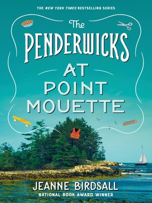 cover image of The Penderwicks at Point Mouette