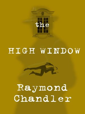 cover image of The High Window