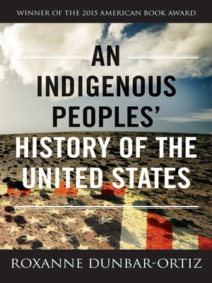 cover image of An Indigenous Peoples' History of the United States