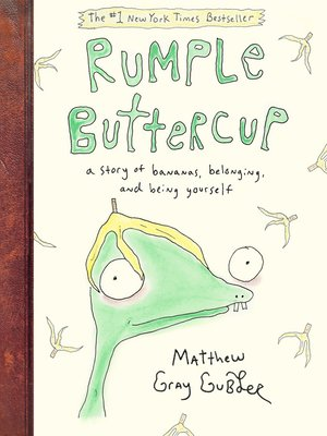 cover image of Rumple Buttercup