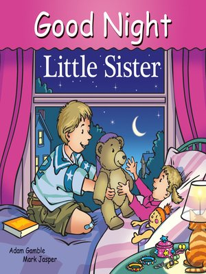 cover image of Good Night Little Sister