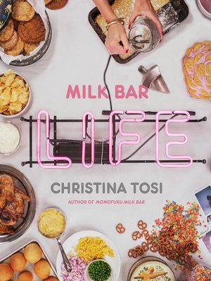 cover image of Milk Bar Life