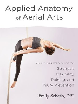 cover image of Applied Anatomy of Aerial Arts