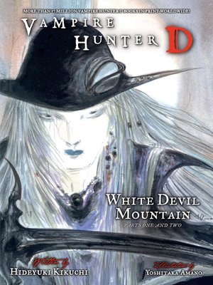cover image of White Devil Mountain, Parts 1 & 2