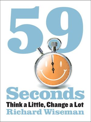 cover image of 59 Seconds