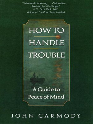 cover image of How to Handle Trouble