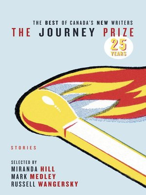 cover image of The Journey Prize Stories 25