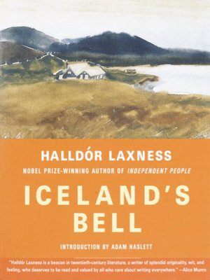 cover image of Iceland's Bell