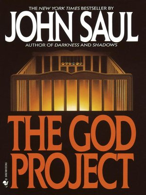 cover image of The God Project