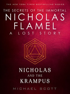 cover image of Nicholas and the Krampus
