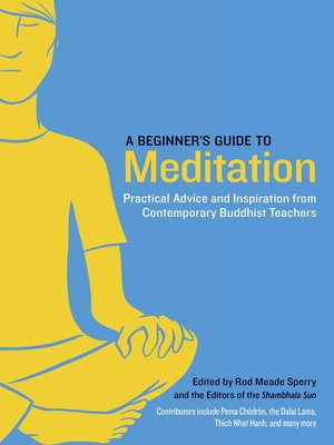 cover image of A Beginner's Guide to Meditation