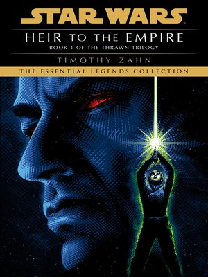 cover image of Heir to the Empire