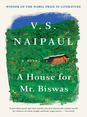 cover image of A House for Mr. Biswas