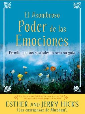 cover image of El Asombroso Poder de las Emociones