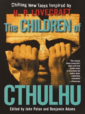 cover image of The Children of Cthulhu