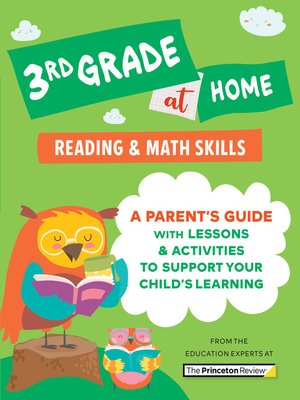 cover image of 3rd Grade at Home