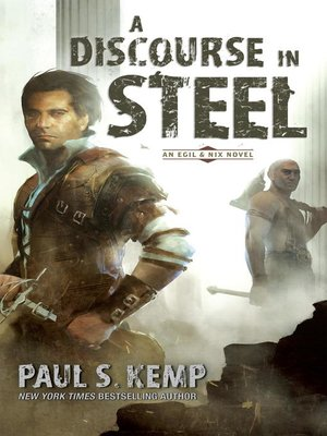 cover image of A Discourse in Steel