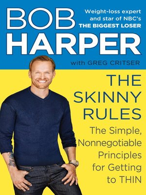 cover image of The Skinny Rules