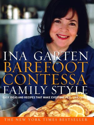 cover image of Barefoot Contessa Family Style