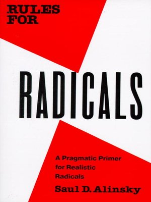 cover image of Rules for Radicals