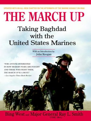 cover image of The March Up