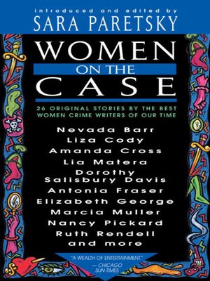 cover image of Women on the Case