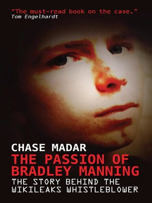 cover image of The Passion of Bradley Manning