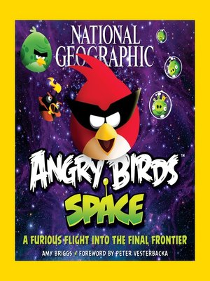 cover image of National Geographic Angry Birds Space