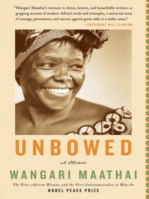 cover image of Unbowed