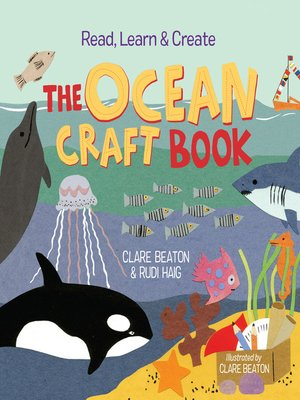 cover image of Read, Learn & Create—The Ocean Craft Book