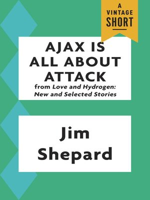 cover image of Ajax Is All About Attack