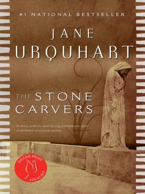cover image of The Stone Carvers