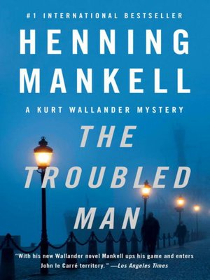 cover image of The Troubled Man