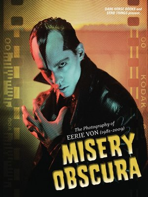 cover image of Misery Obscura